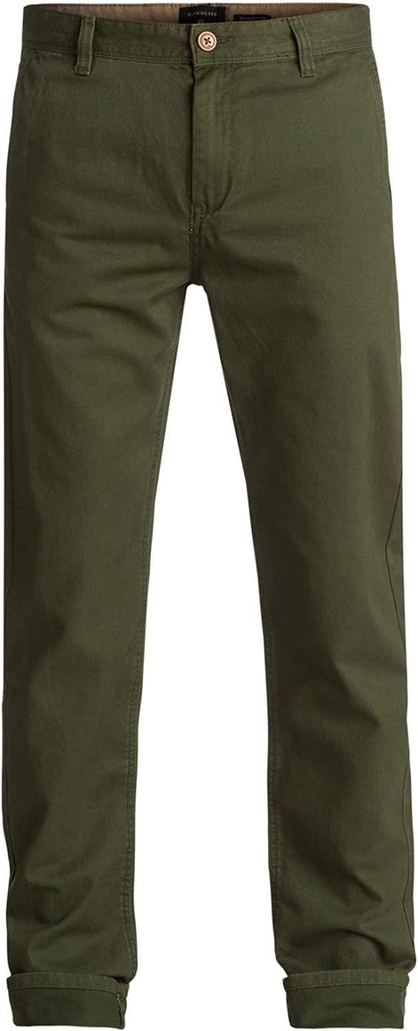 Quiksilver Mens Everyday Chino Pant