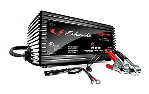 Schumacher SC1319 Automatic Battery Maintainer