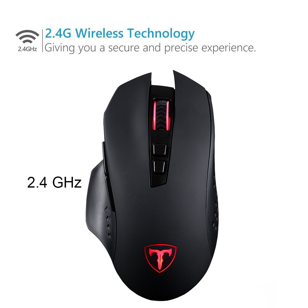 ET TECH X-08 Mouse New USB 7 Buttons Professional Game Gaming Mouse Optical Mouse Mice 500//1000//1500//2000 DPI Adjustable for PC Laptop Desktop Notebook Mouse Keyboard UrChoiceLtd/® Wireless Mouse Black