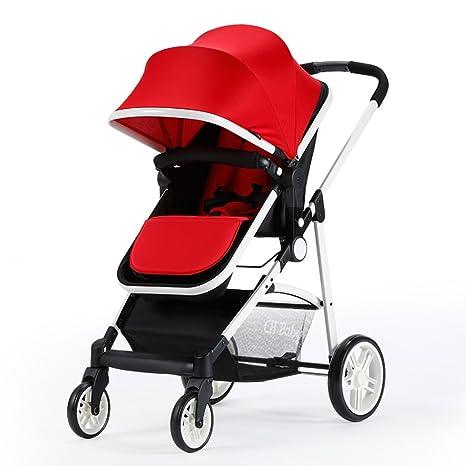 Cómodamente Carros de bebé, Paisaje alto Ultra-light Puede ...