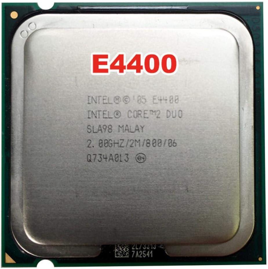 65W Intel Core 2 Duo Dual CORE E4400 Socket LGA 775 CPU Processor 2Ghz// 2M //800MHz