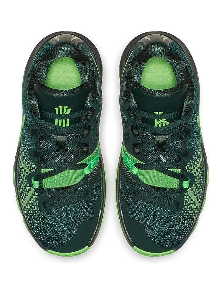 Nike Kids Grade School Kyrie Flytrap Basketball Shoes Pro Green//Green Strike7