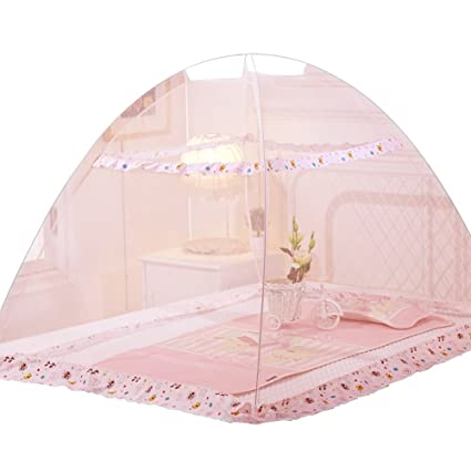 Review Pop-up Mosquito Net Tent