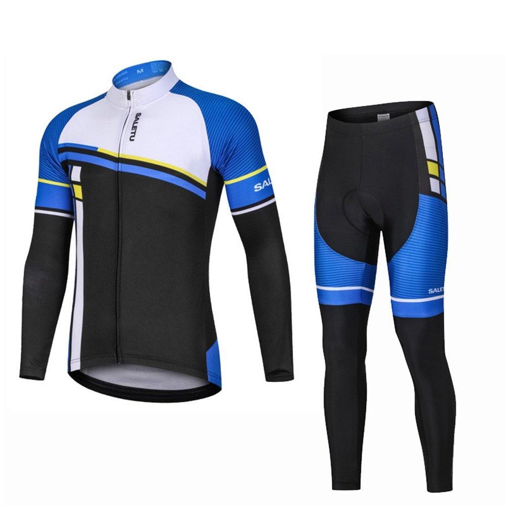Frühling und Sommer Radfahren Langarm-Skinny Top Breathable Riding Suit Outdoor Feuchtigkeitstransport-Shirt
