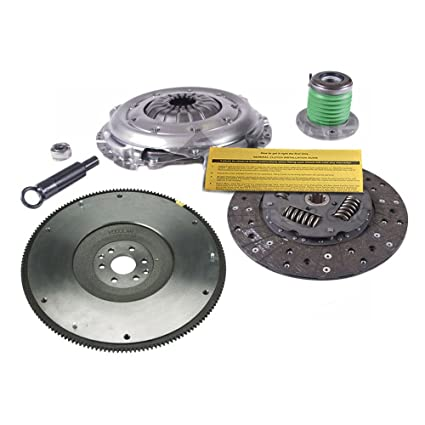 Amazon.com: LUK CLUTCH KIT w/ HD OEM FLYWHEEL fits 2005-2010 FORD MUSTANG GT 281