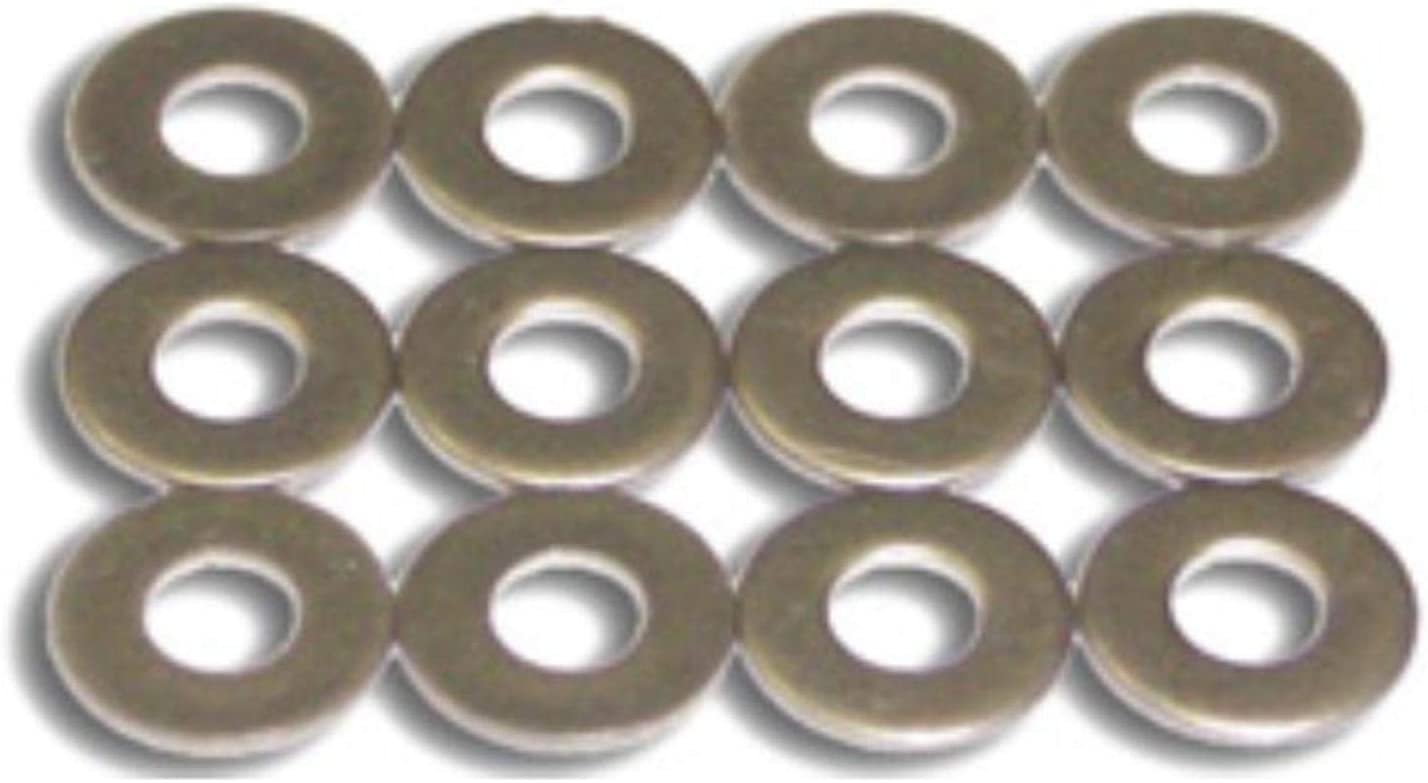 WASHER-BRASS-CARB
