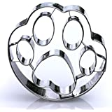 Dog Paw Cookie Cutter - Stainless Steel