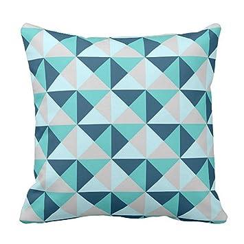Amazon.com: SPXUBZ - Funda de almohada cuadrada decorativa ...