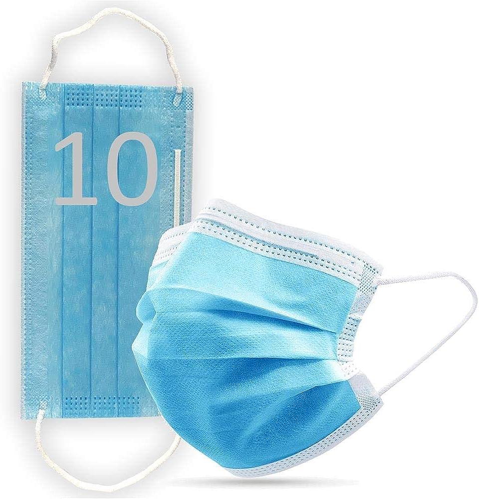 Pianeta Máscara quirúrgica, Bolsa de Sellado, higiénica para la Cara, protección de la Salud, Uso médico en el Coche