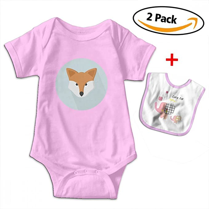 fcf789822 CARRYFUTURE Funny Animal Fox Baby Infant Rompers Climbing Clothes Jumpsuit  Equipment One-Pieces Bodysuit with