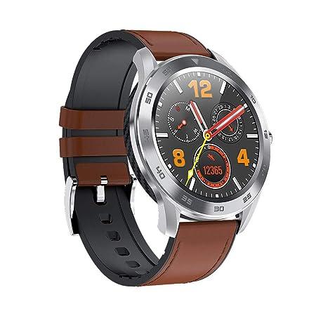 LayOPO IP68 Smartwatch, DT98 Fitness Tracker con Altavoz 1.3 ...