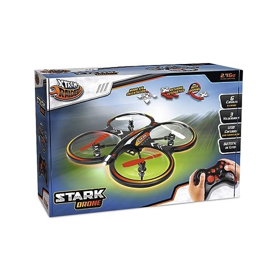 World Brands - Stark Drone (XT280656): Amazon.es: Juguetes y juegos