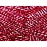 Stylecraft Batik Knitting Yarn DK 1904 Cherry - per 50 gram ball