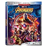 Image of AVENGERS: INFINITY WAR [Blu-ray]