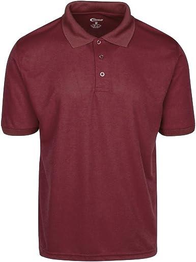 Premium Boys High Moisture Wicking Polo T Shirts
