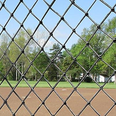 Topeakmart 10'x20' Heavy Duty Baseball Softball Batting Cage Net Backstop Practice Net