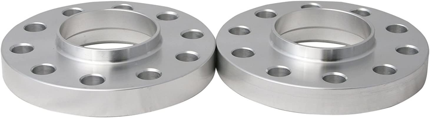4pc 7mm 5x112 Hubcentric Wheel Spacers for Audi B8 A4 A5 S4 S5 CB 66.6mm