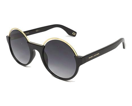 MARC JACOBS Marc Jacobs Sonnenbrille » MARC 302/S«, schwarz, 807/VQ - schwarz/rosa