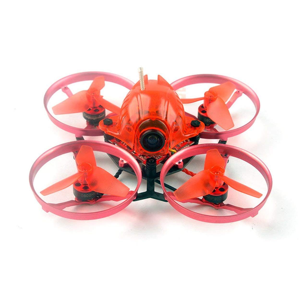 Für Happymodel Snapper7 Brushless WhoopI Drei Batterien Flugzeug BNF Micro 75mm FPV Quadcopter 4in1 Crazybee F3 FC Frsky