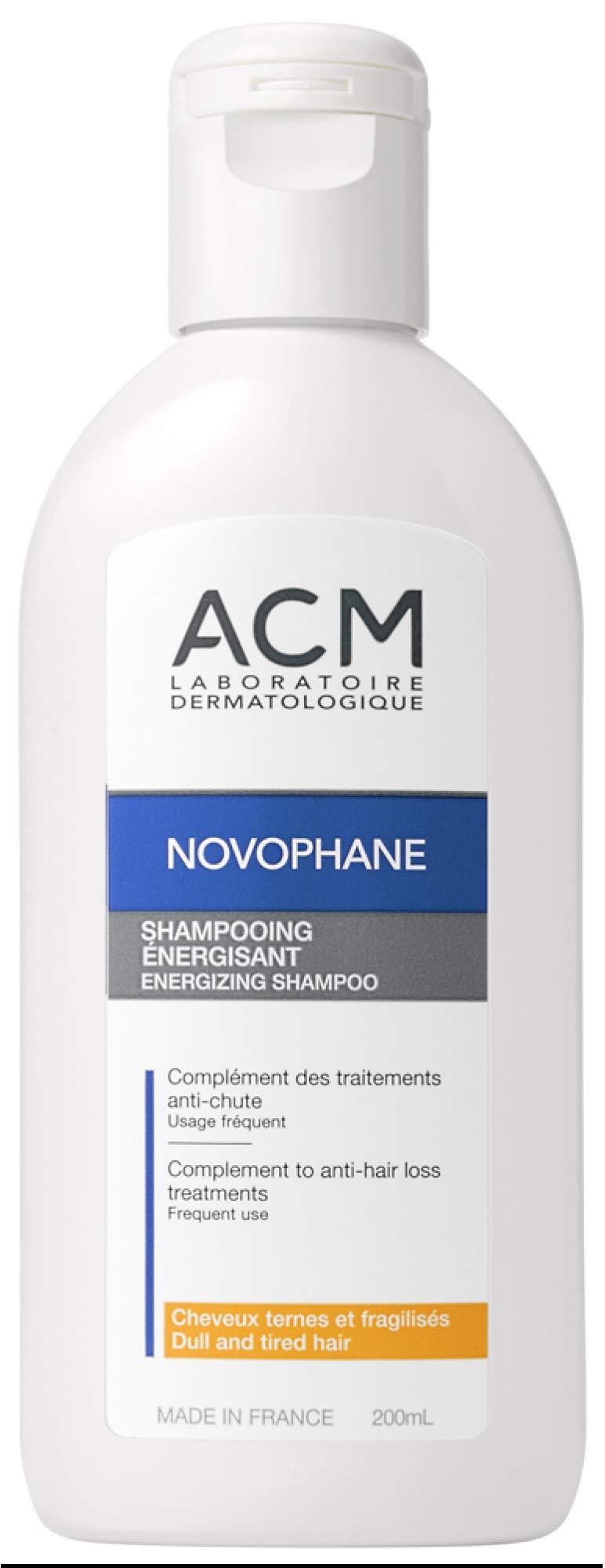 Novophane Energizing Shampoo (125mL)