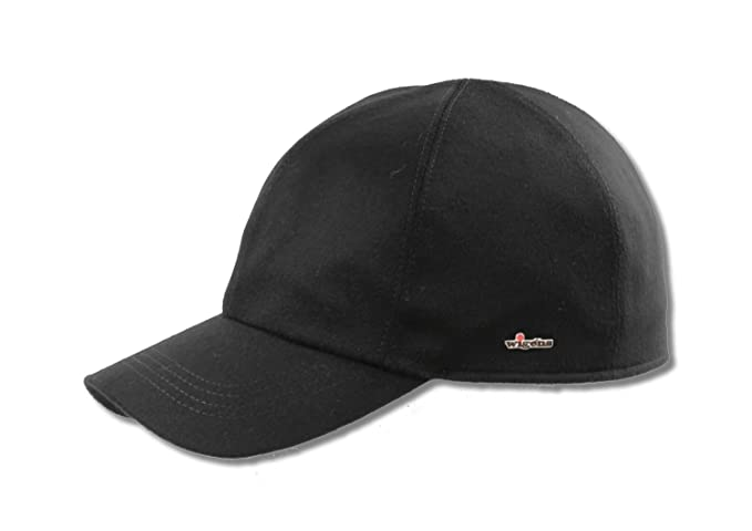 24960e7aac8 Wigens Edgar - Loro Piana Storm System (R) Baseball Cap with Earlaps ...