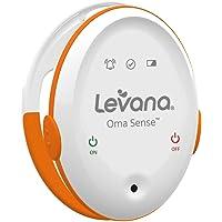 Levana Oma Sense Baby Breathing Movement Monitor - Baby Sleep Monitor With Wakeup Technology - Rousing Vibrations, Audio…