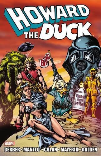 Howard the Duck: The Complete Collection Vol. 2 [Steve Gerber - Mary Skrenes - Marv Wolfman - Mark Evanier] (Tapa Blanda)