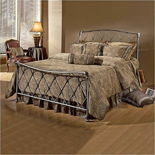 ioneyes-furniture-1298bqr-silverton-bed-set-with-rails-queen-brushed-silver