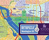 MyPuzzle Washington, D.C. - 1000 piece jigsaw puzzle by Geotoys