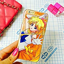"""BB Kate : Iphone 6 4.7""""cute Lovely Japanese Super Girls Design Soft Silicone Skin Case # 04"""
