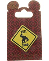 Disney's Animal Kingdom - Expedition Everest - ''Yeti Xing'' Street Sign Pin