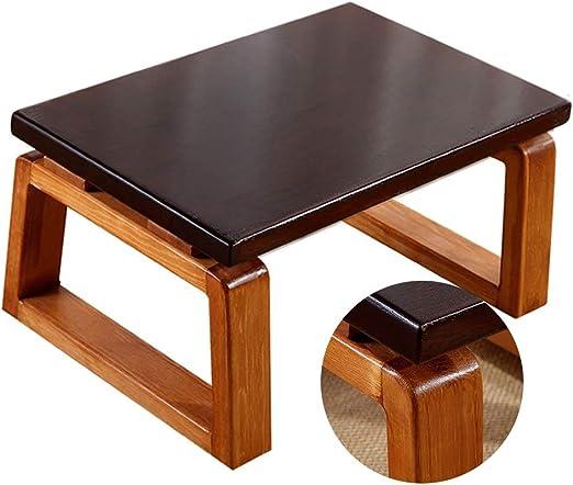 Tabla Tatami balcón Mesa de café pequeña Ventana bahía pequeña ...