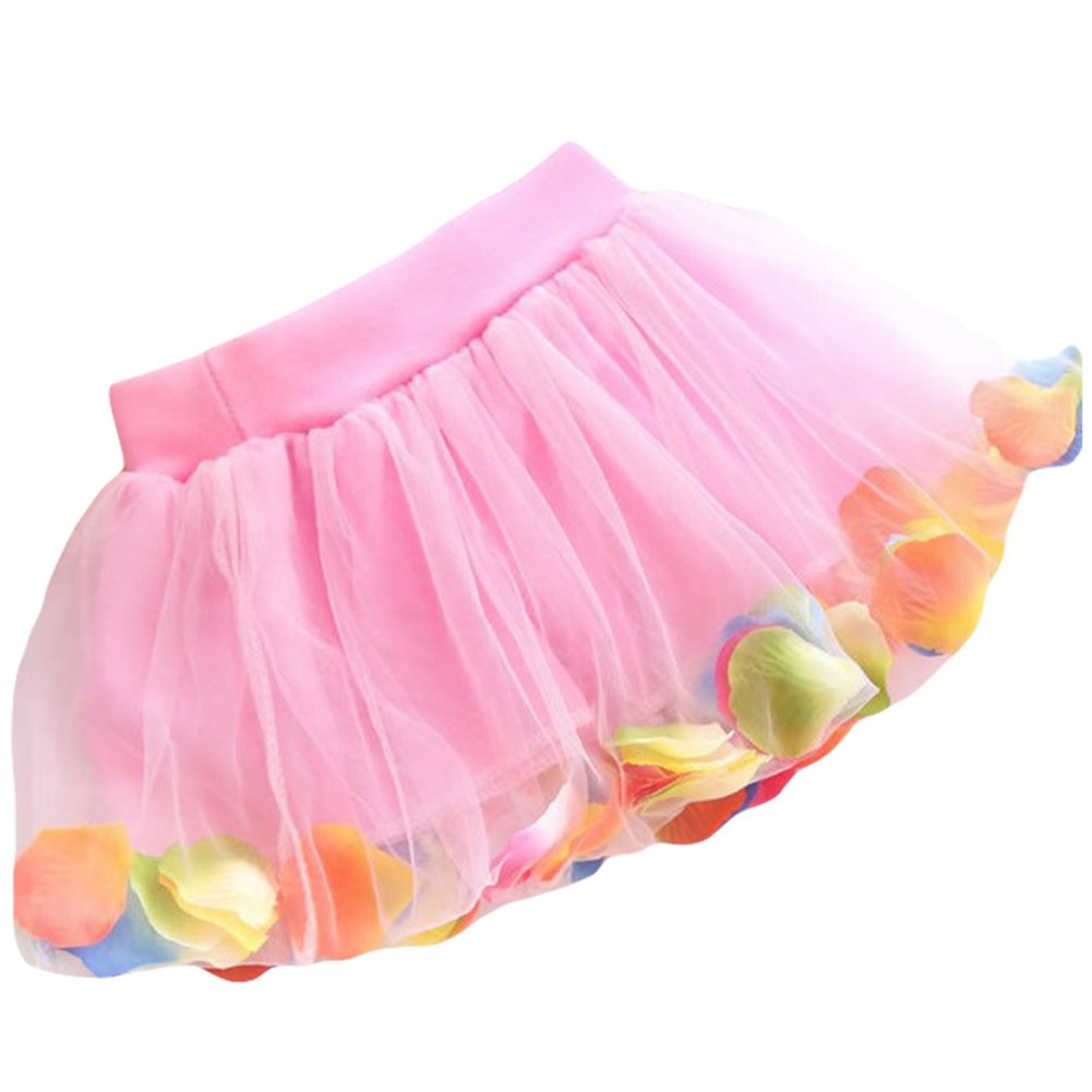 Losorn Kid Toddler Baby Girls Dress Princess Party Dress Layer Soft Tulle LZ-TZ-51