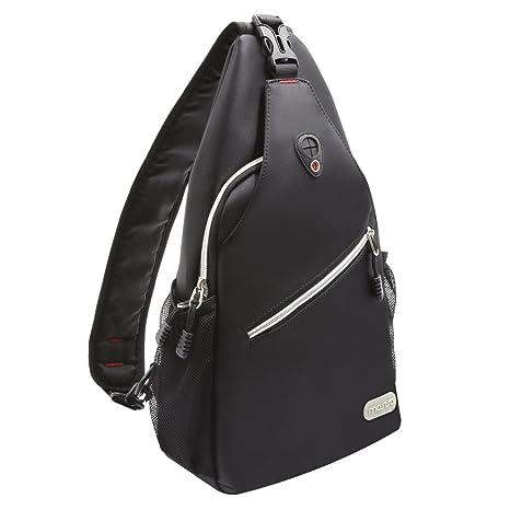 c3ffab806921 MOSISO Sling Bag