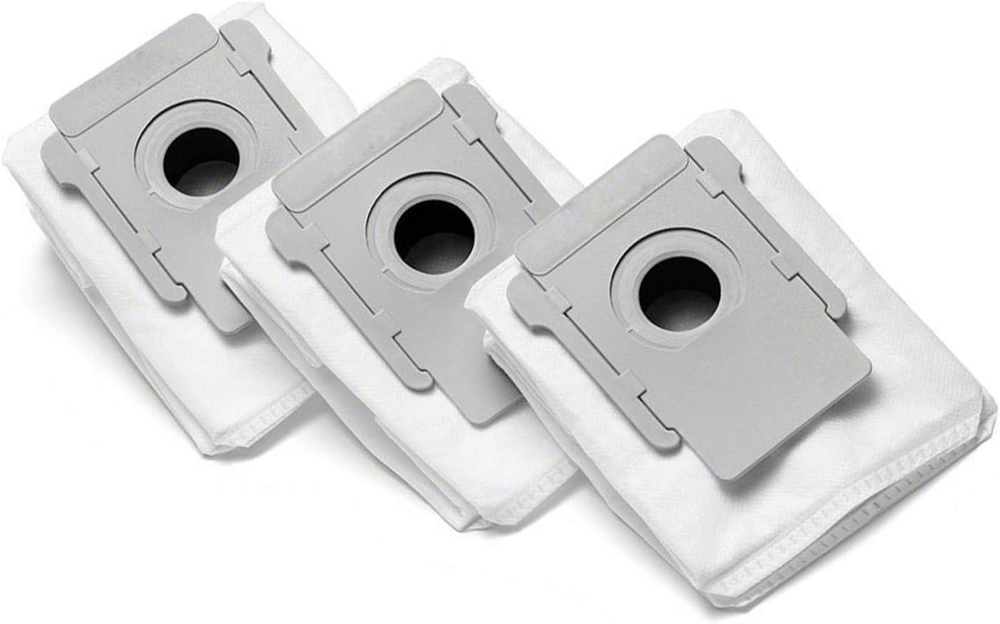 LICHIFIT 3 Paquetes de Repuesto de Bolsas de eliminación de Suciedad automáticas para Roomba I7+ Base de aspiradora: Amazon.es: Hogar