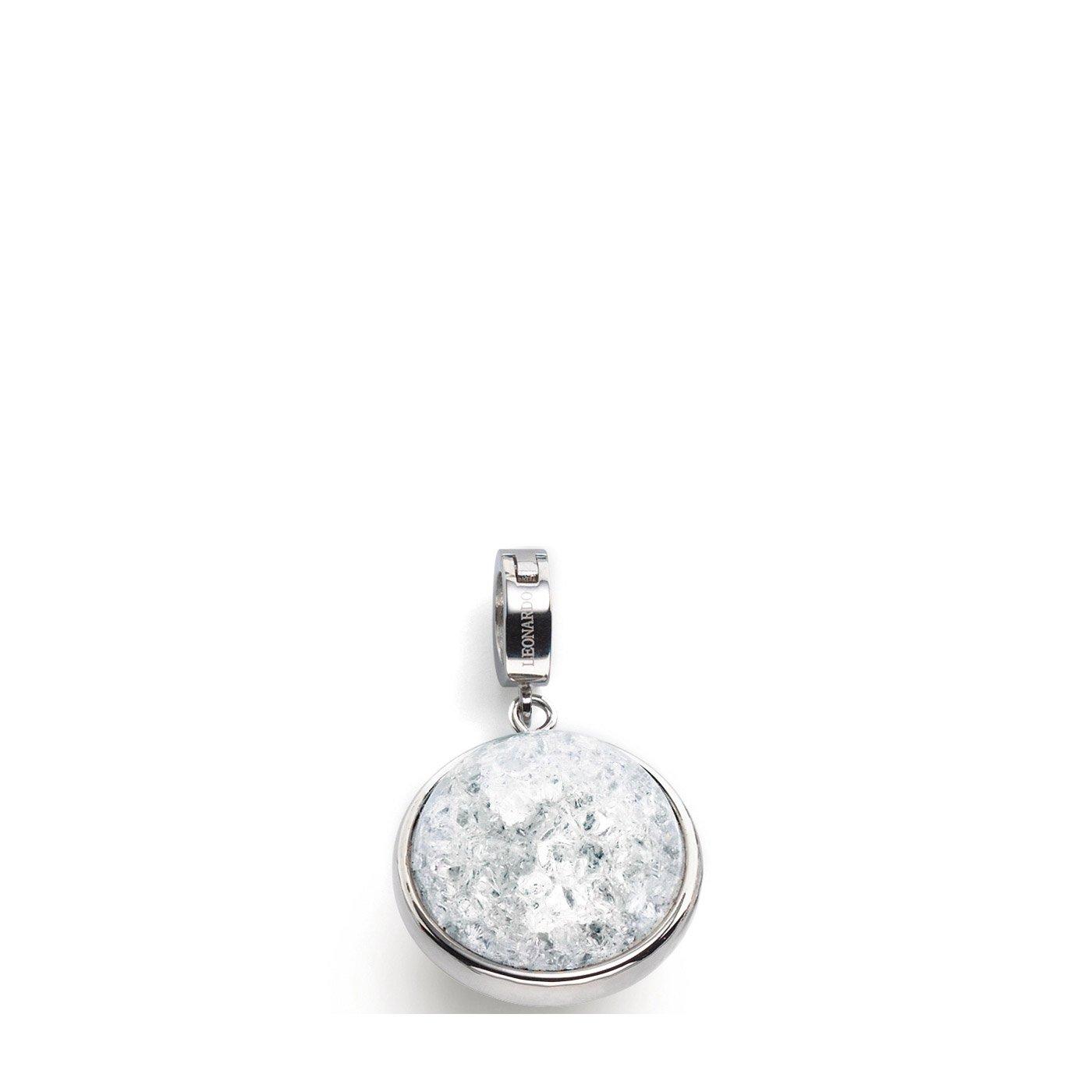 Leonardo Jewels Damen Anhänger Darlin's Snowball Edelstahl Glas 011283 Jewels by Leonardo Darlin' s
