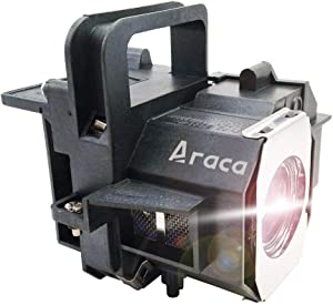 Araca ELPLP49 /V13H010L49 Replacement Projector Lamp for Epson PowerLite HC 8350 8700UB 8500UB 7500UB 8345 6500UB 9500UB 9700UB H373A H336A H291A Economical
