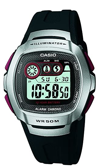 Casio W-210-1DVES - Mens Watch