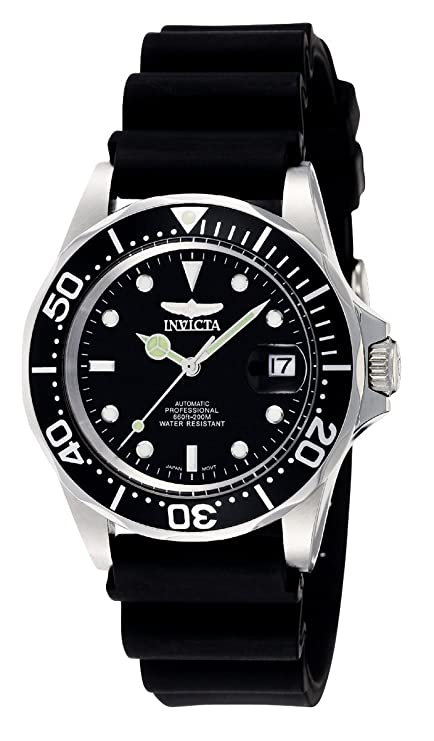9. Invicta Men's Pro Diver Collection Watch
