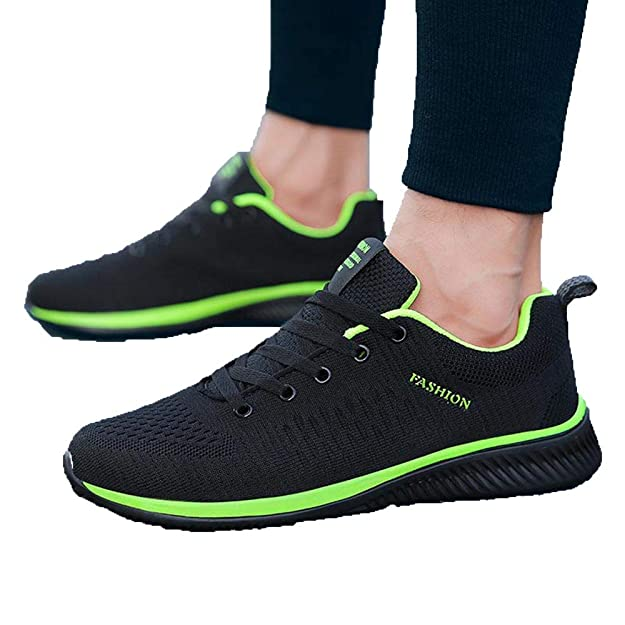 Amazon.com | Man Running Shoes 45 Sneakers for Men Comfortable Sport Shoes Men Trend Lightweight Walking Shoes Breathable Zapatillas | Shoes