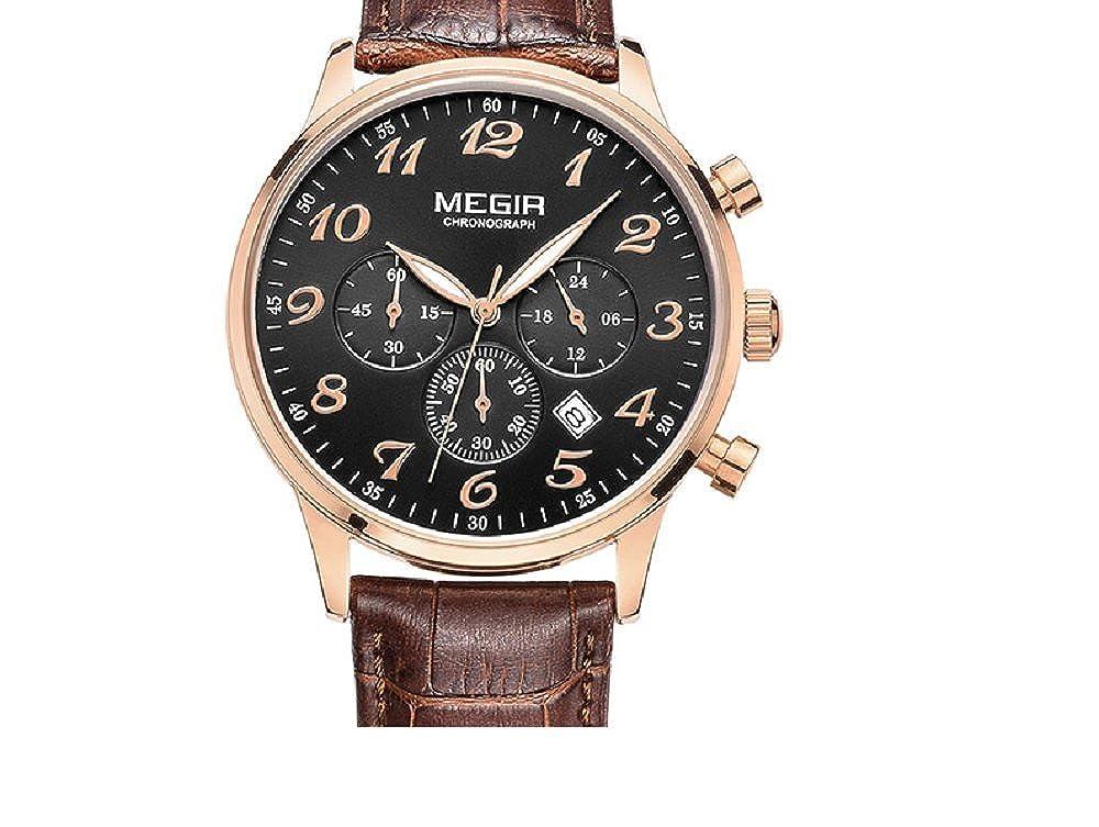 Amazon.com: Men Watches 2018 New Fashion Quartz Watch Luxury Sports & Outdoors Watches: Watches