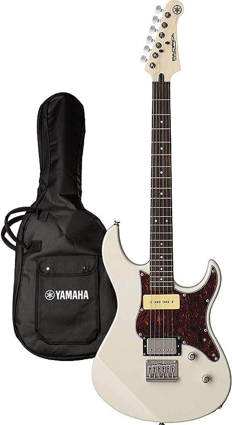 Yamaha - Guitarra eléctrica pacifica pa-311h yns: Amazon.es ...