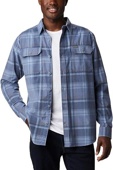 Columbia Flare Gun Camisa De Pana, Hombre: Amazon.es: Ropa y accesorios