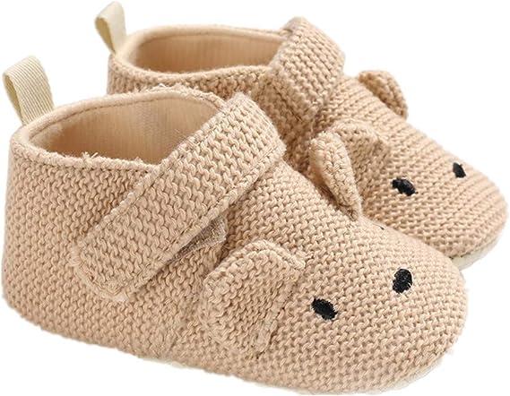 "0-6 6-12 Monate Baby Schuhe /""DINO/"" Hausschuhe weiche Babysocken Gr"