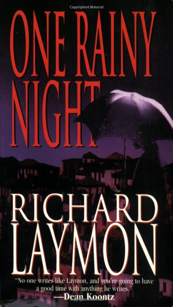 One Rainy Night pdf epub