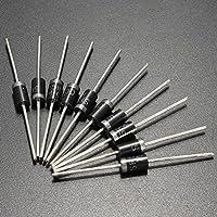 ROUHO 10Pcs Sb5100 5.0A Schottky Barrier Diodo 100V