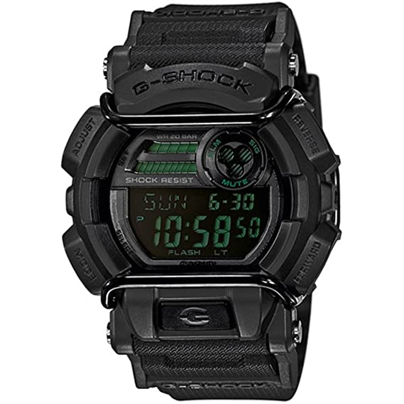 96c27d9be1 Casio G-Shock GD-400MB-1ER, Orologio da polso Uomo, Nero: Amazon.it: Orologi