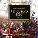 1000 black cd - A Thousand Sons (unabridged) (The Horus Heresy)