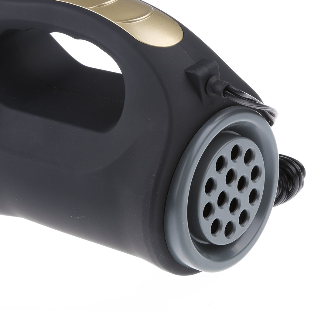 MonkeyJack DC12V 2 in 1 Wet & Dry Auto Vacuum Cleaner for Car Vehicle Truck Boat - Black, as described by MonkeyJack (Image #3)