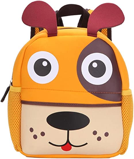 Enjocho Children Backpack 2018 Style Kid School Bags Kindergaten Cartoon Shoulder Bag Bookbags one Size I